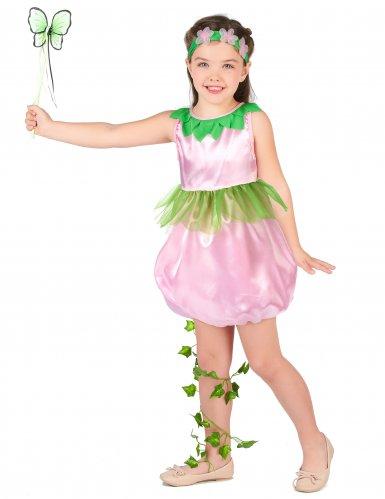 Costume da fatina del bosco per bambina-1