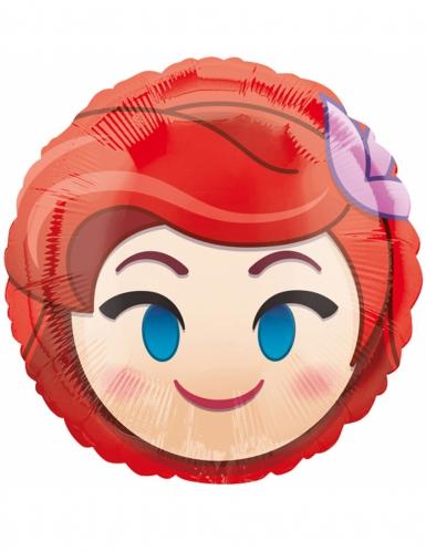 Palloncino di alluminio Ariel™ Emoji™