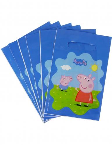 6 sacchetti Peppa Pig™