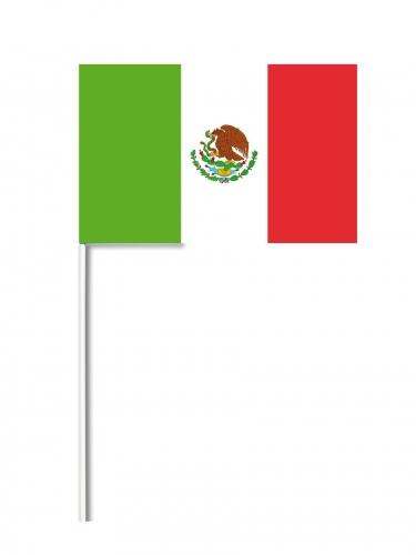 Bandiera di carta del Messico