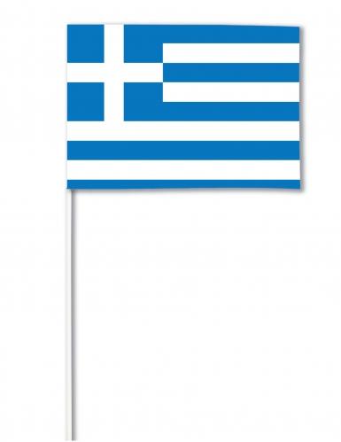Bandiera di carta della Grecia