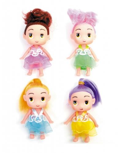 Mini bambolina per pignatta