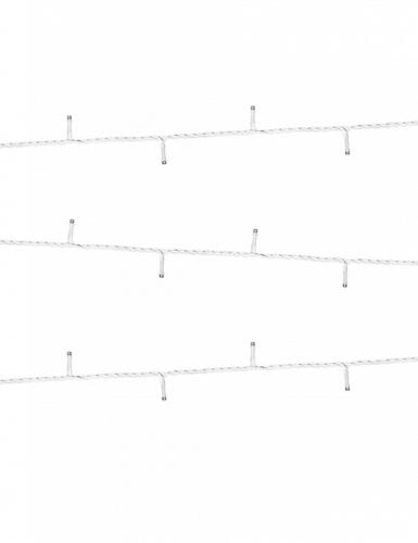 Ghirlanda con 100 lucine a LED bianche-1