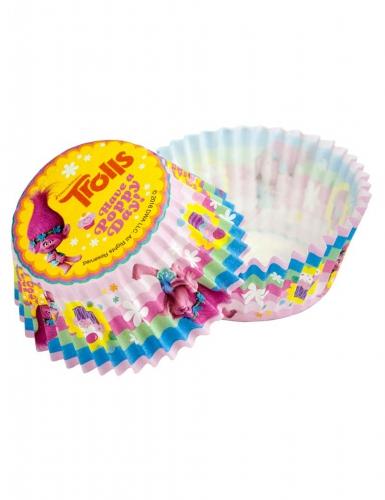 50 pirottini per cupcakes Trolls™