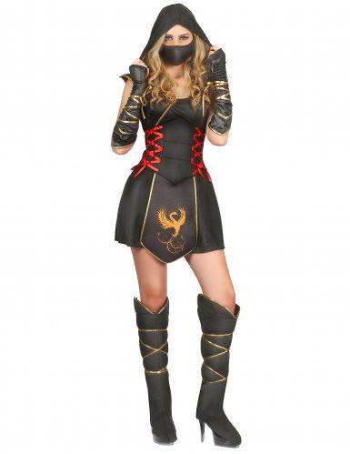 Travestimento da Ninja della fenice per donna