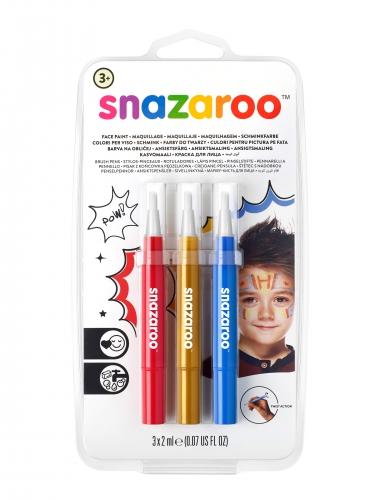 Set matite per trucco tema clown