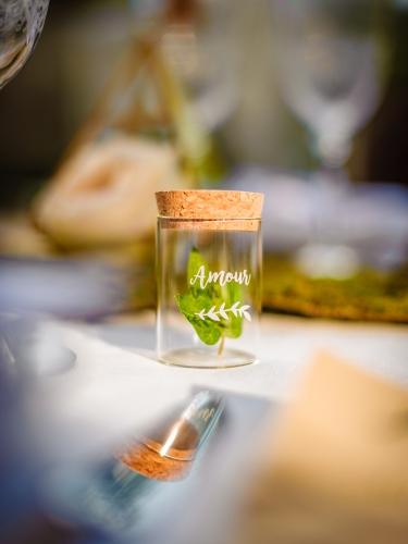 Barattolo in vetro con tappo in sughero-1