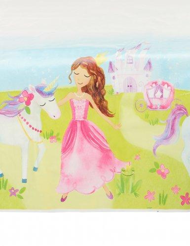Tovaglia in plastica principessa magica-1