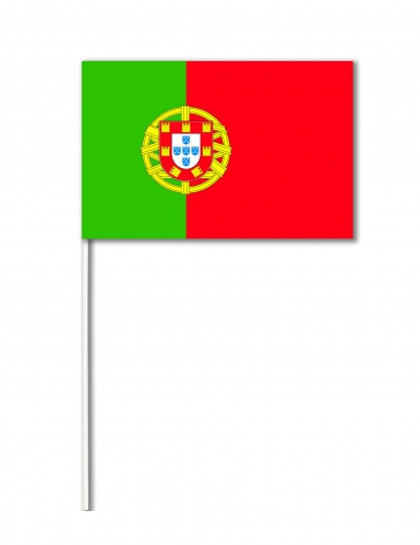 Bandiera di carta del Portogallo