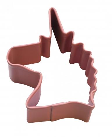Tagliapasta unicorno in acciaio