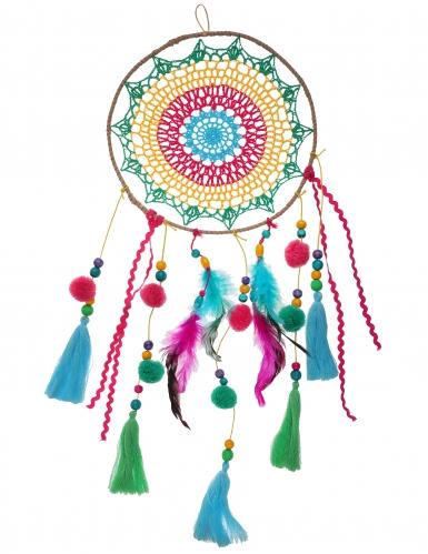 Acchiappa sogni multicolor stile Messico