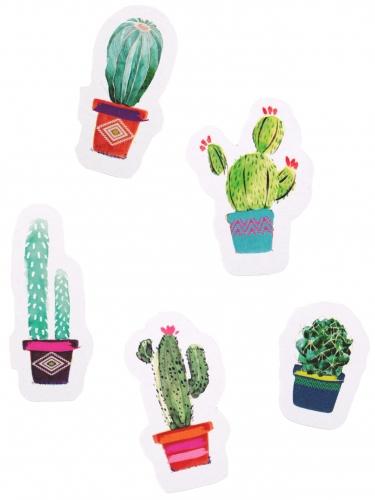 50 coriandoli da tavola cactus Messico