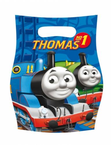 6 sacchetti regalo il trenino Thomas™