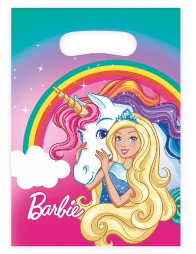 8 sacchetti regalo Barbie Dreamtopia™