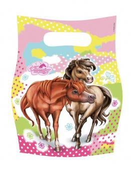 6 sacchetti regalo Charming Horses