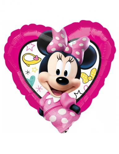 Palloncino alluminio cuore Minnie™