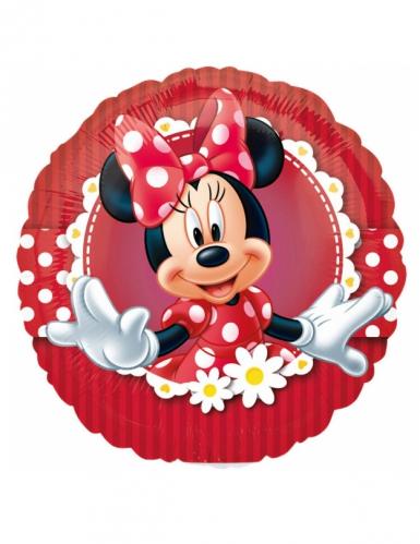 Mini palloncino alluminio rosso Minnie™