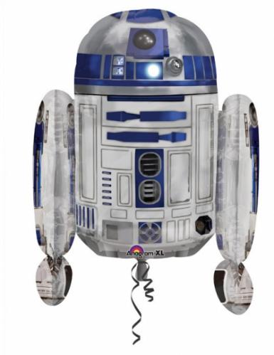 Palloncino alluminio R2D2 di Star Wars™