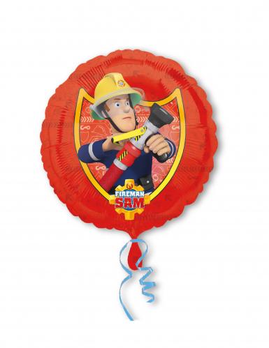 Palloncino alluminio rosso Sam il pompiere™