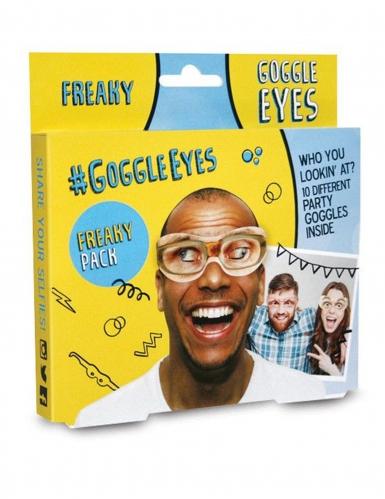 10 paia di occhiali umoristici in cartone-1