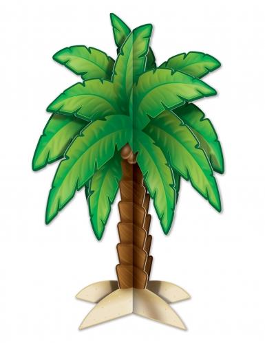 Centrotavola palma 3D