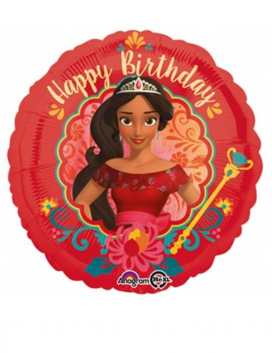 Palloncino alluminio Happy Birthday Elena di Avalor™