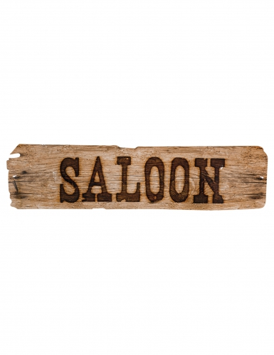 Decorazione western Saloon