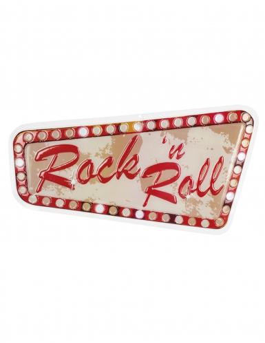 Decorazione per parete Rock'n Roll
