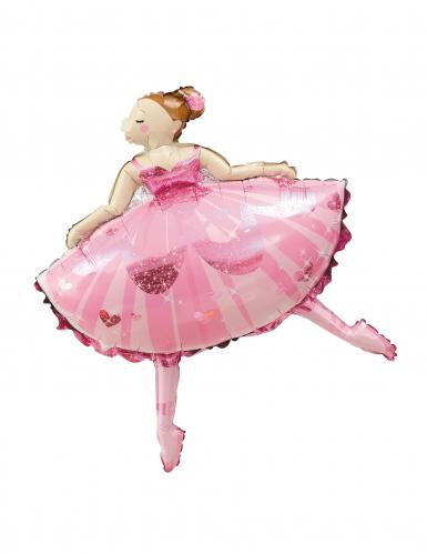 Palloncino alluminio gigante ballerina