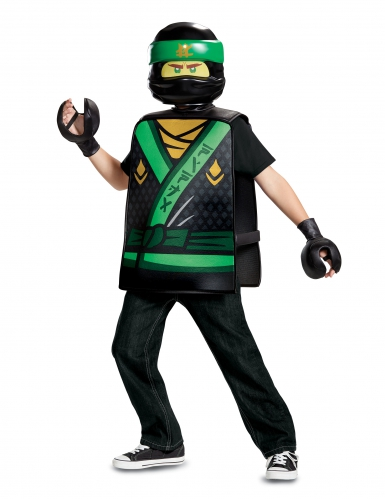 Costume Lloyd Ninjago™ LEGO™ per bambino