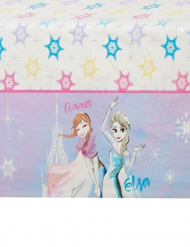 Tovaglia in plastica lilla Frozen™-1
