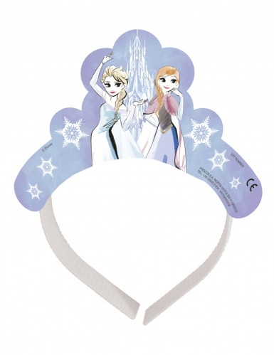 4 tiare lilla di Frozen™