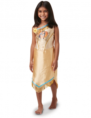 Costume classico di Pocahontas™ bambina