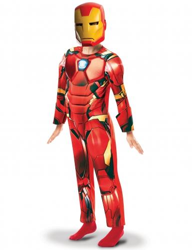 Costume lusso Iron Man™ serie animata bambino