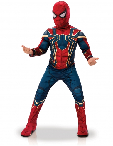 Costume lusso Iron Spider Avengers Infinity War™ bambino