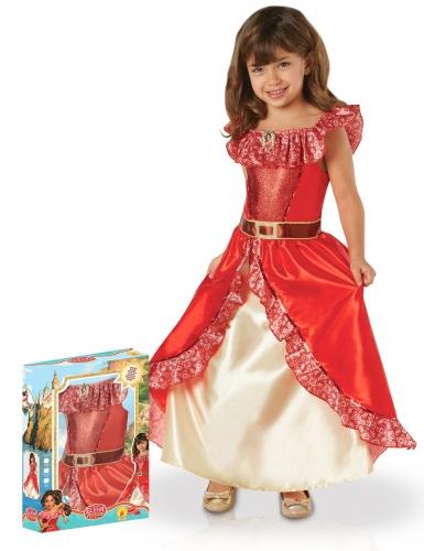 Cofanetto costume lusso Elena di Avalor™ bambina