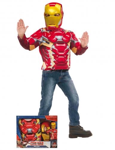 Kit travestimento Iron Man™ bambino