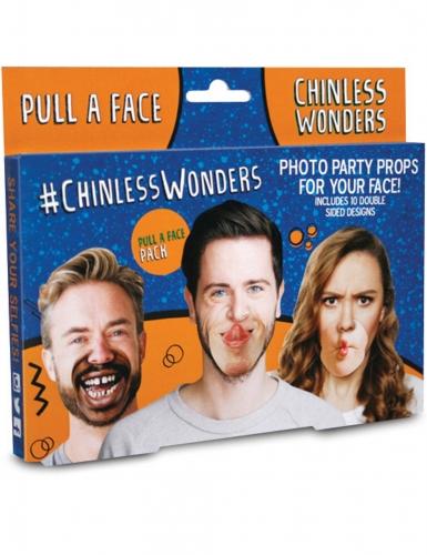 10 finte bocche umoristiche in cartone con smorfie-2