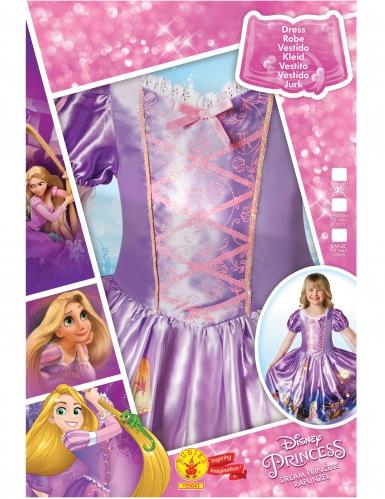 Cofanetto lusso costume di Raperonzolo™ per bambina-1