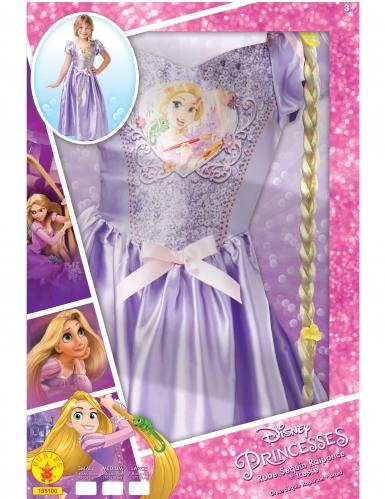 Cofanetto della principessa Raperonzolo™ con paillettes e treccia-1