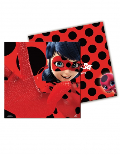 20 tovaglioli di carta Ladybug™