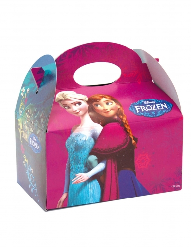 4 scatole in cartone Frozen™
