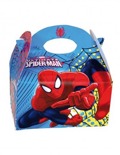 4 scatole in cartone Spiderman™