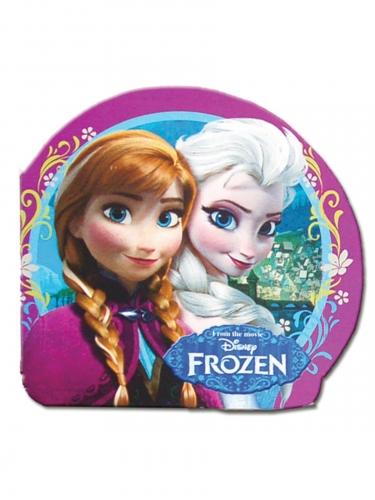 24 decorazioni per la tavola in cartone Frozen™