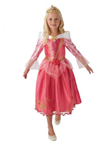 scegli l'ultima scaricare la consegna nuovo stile Travestimento da principessa Aurora™ con corona per bambina