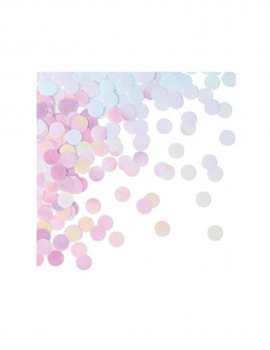 Cordiandoli da tavola effetto iridescente