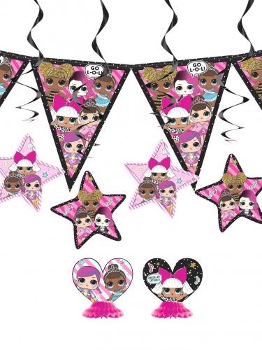 Kit di decorazioni per compleanno LOL Surprise™