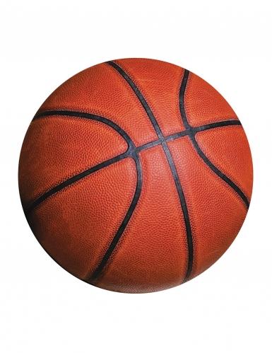 8 inviti di compleanno pallone da basket