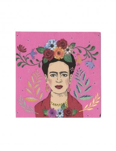 16 tovagliolini di carta Frida