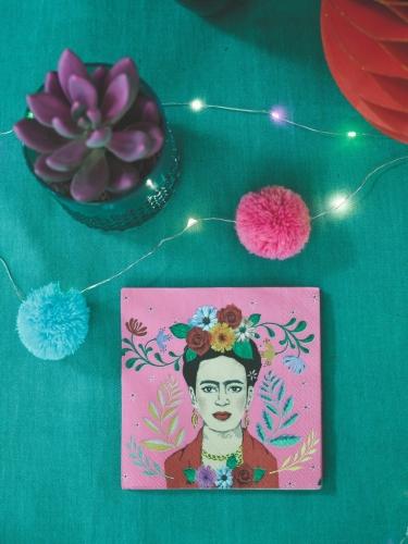 16 tovagliolini di carta Frida-1